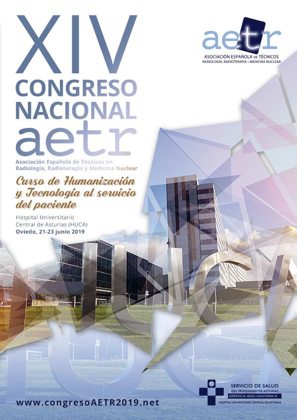 XIV Congreso Nacional de AETR, Oviedo/2019