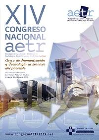 XIV Congreso Nacional de AETR, Oviedo 2019