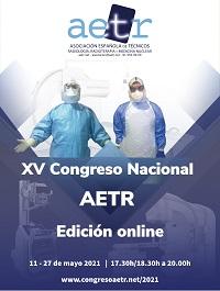 XV Congreso Nacional de AETR, Bormujos 2021