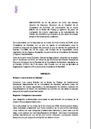 AETR ha interpuesto Recurso de Reposición al Director General de Recursos Humanos de la Conselleria de Sanidad  de Valencia