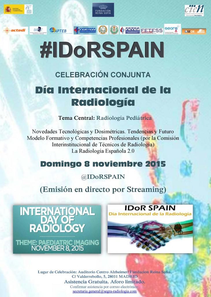 Día Internacional de la Radiología 2016