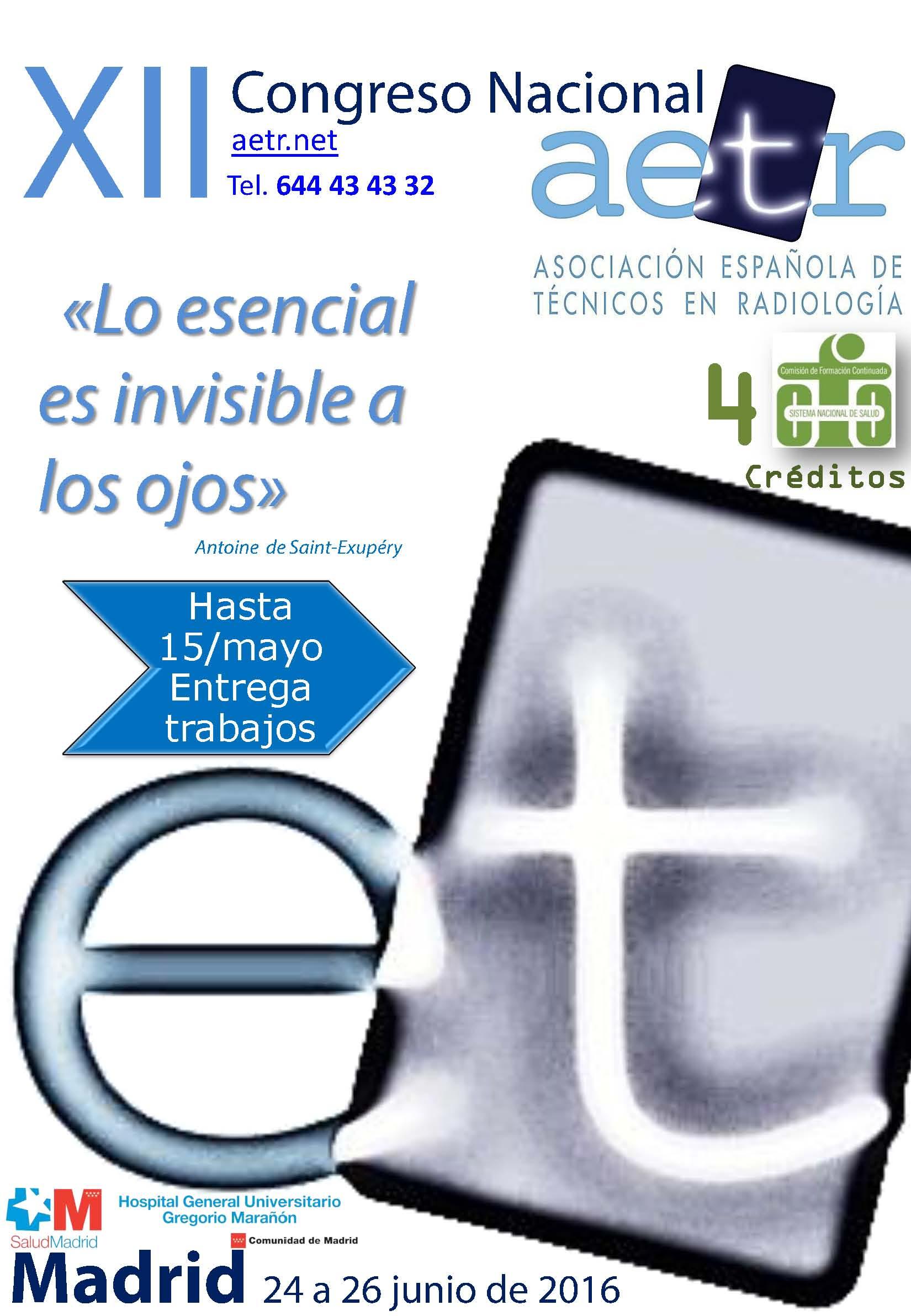XII Congreso Nacional AETR