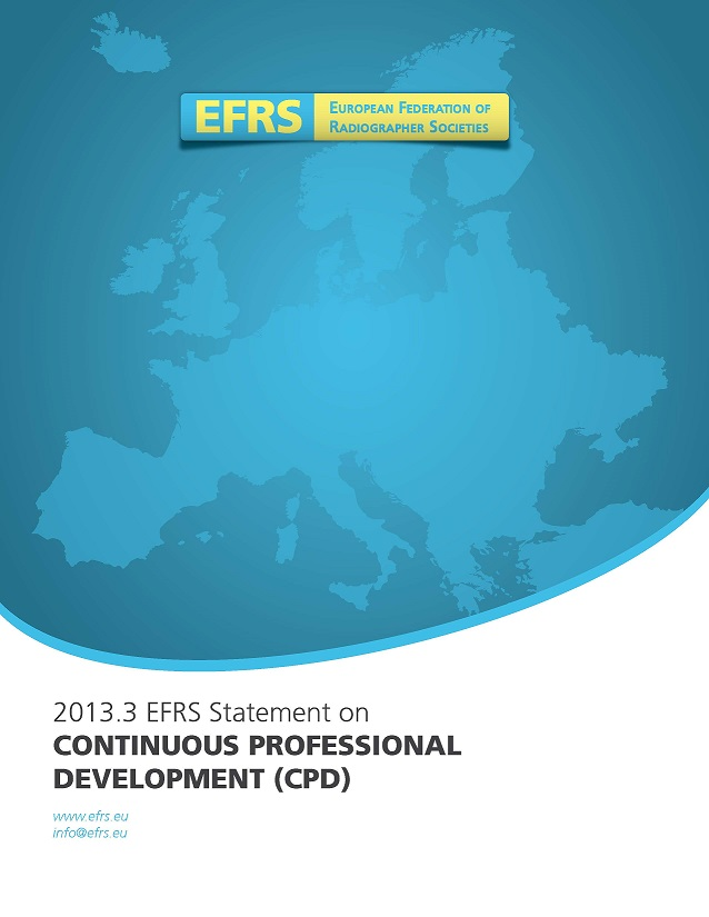 AETR-EFRS Statement on Continuous Professional Development (CPD)