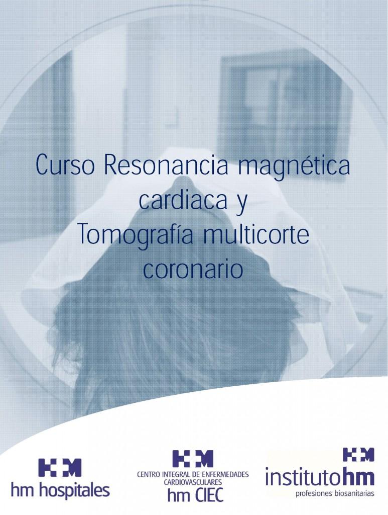 Curso Resonancia magnética cardiaca y Tomografía multicorte coronario