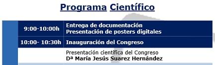 Congreso 2016 - Programa Científico