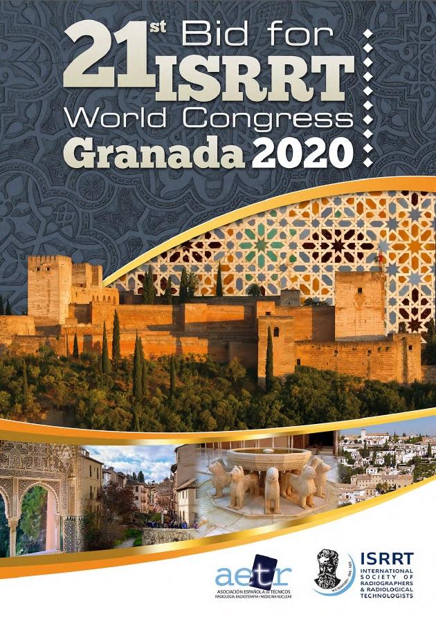 Congreso mundial de la International Society of Radiographers and Radiological Technologists (ISRRT)