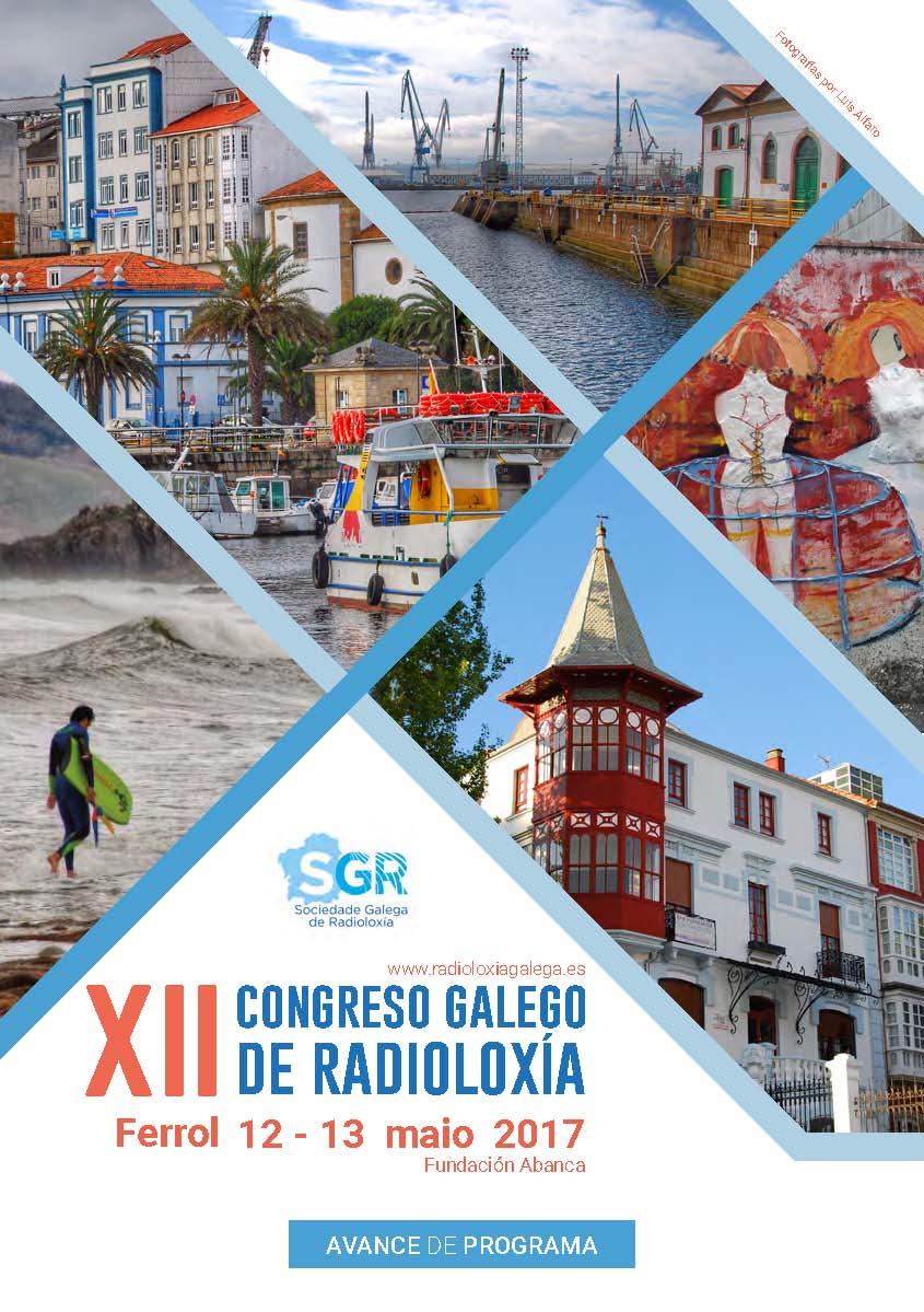XII Congreso Galego de Radioloxía. Ferrol 12-13/maio/2017