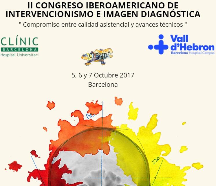 II CONGRESO IBEROAMERICANO DE INTERVENCIONISMO E IMAGEN DIAGNÓSTICA