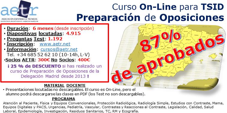 Curso PREPARACIÓN DE OPOSICIONES