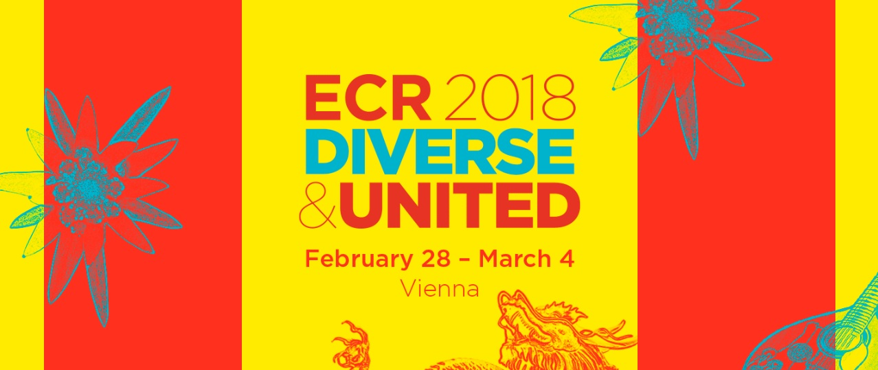 ECR 2018: Special rate for Radiographer Members. Register now for just €99.