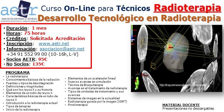 Desarrollo Tecnológico en Radioterapia