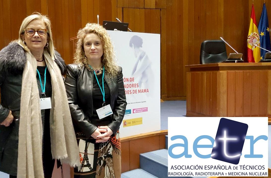 AETR ha sido invitada a la Reunión Anual de Coordinadores de Unidades de Mama