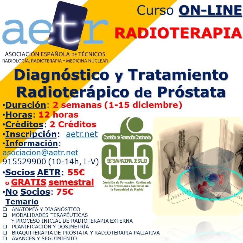 AETR Curso Diag Trat prostata