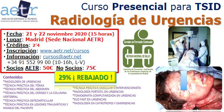 Curso Radiología de Urgencias